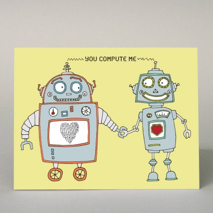 GF-101 Robots in Love (you compute me)