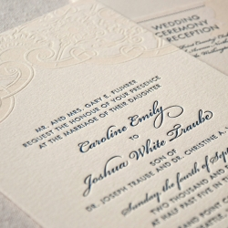 Wedding Invitations & Letterpress Printing in Boulder