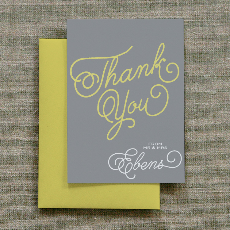 Melany Thank You Notes