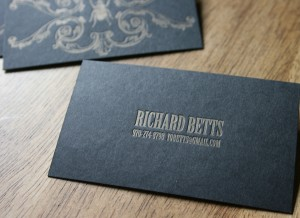 The business card challenge wedding invitations letterpress letterpress business cards our reheart Gallery