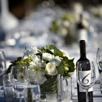 Table Settings and Wine Labels