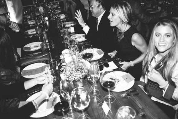 Dinner Wedding Guests