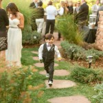 Ring Bearer Running