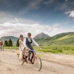 Tandem-Bike-Bride-Groom