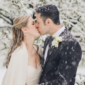 snowy-denver-wedding