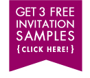 3 free invitation samples