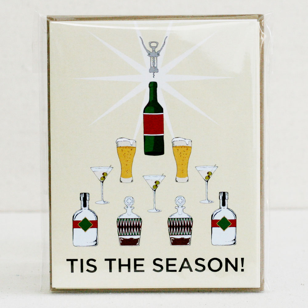 Tis the Season (for booze!)