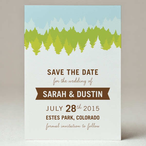 National Park Save the Date