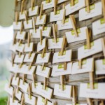 Name Tags With Clothespins